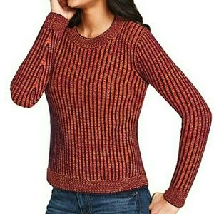Cabi Melange Knit Sweater 891 XS